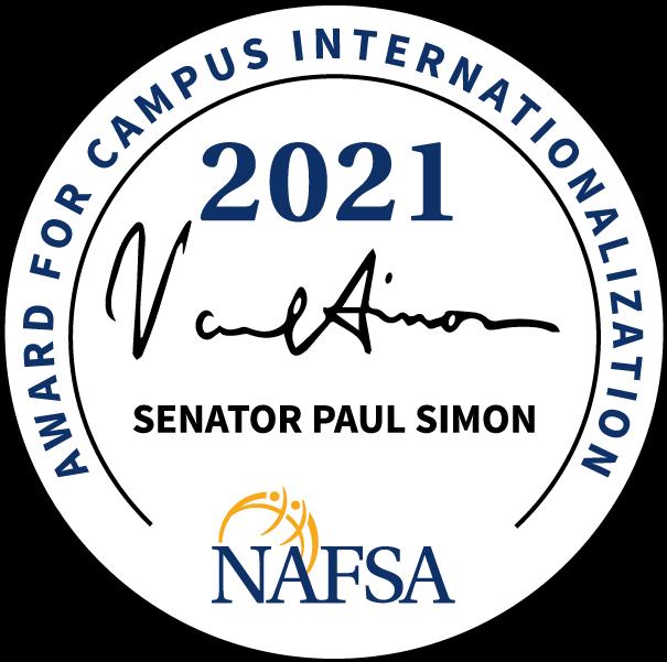 Paul Simon Award Logo